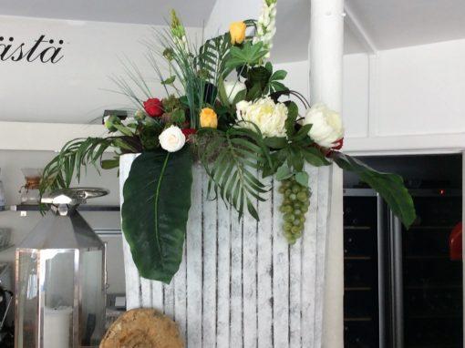 Perfectly businesslike – Corporate flower arrangements