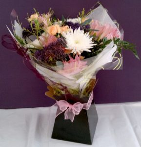 Large perfect pastels bouquet by Shrinking Violet