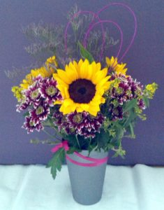 Sunflowers by Shrinking Violet
