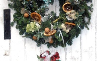 The must-have Christmas accessory – Festive Wreaths